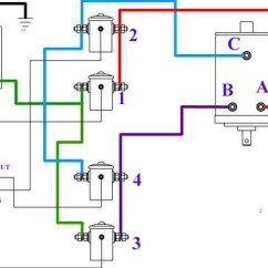 Winch Wiring Diagram 4 Solenoids 3 Switch Solenoid - Page 2 Jeepforum.com
