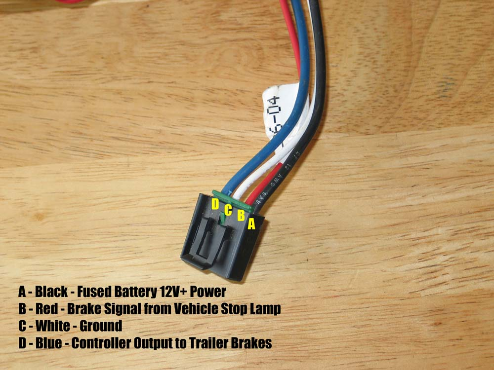 Wire Trailer Wiring Diagram Besides 12v C Er Wiring Diagram On 4 Way