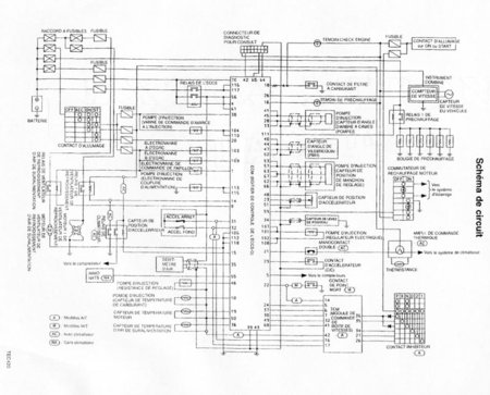 Schema Electrique Patrol Gr Y60