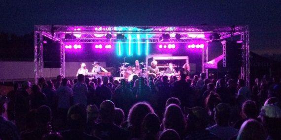 Grant County Fair - Blackhawk