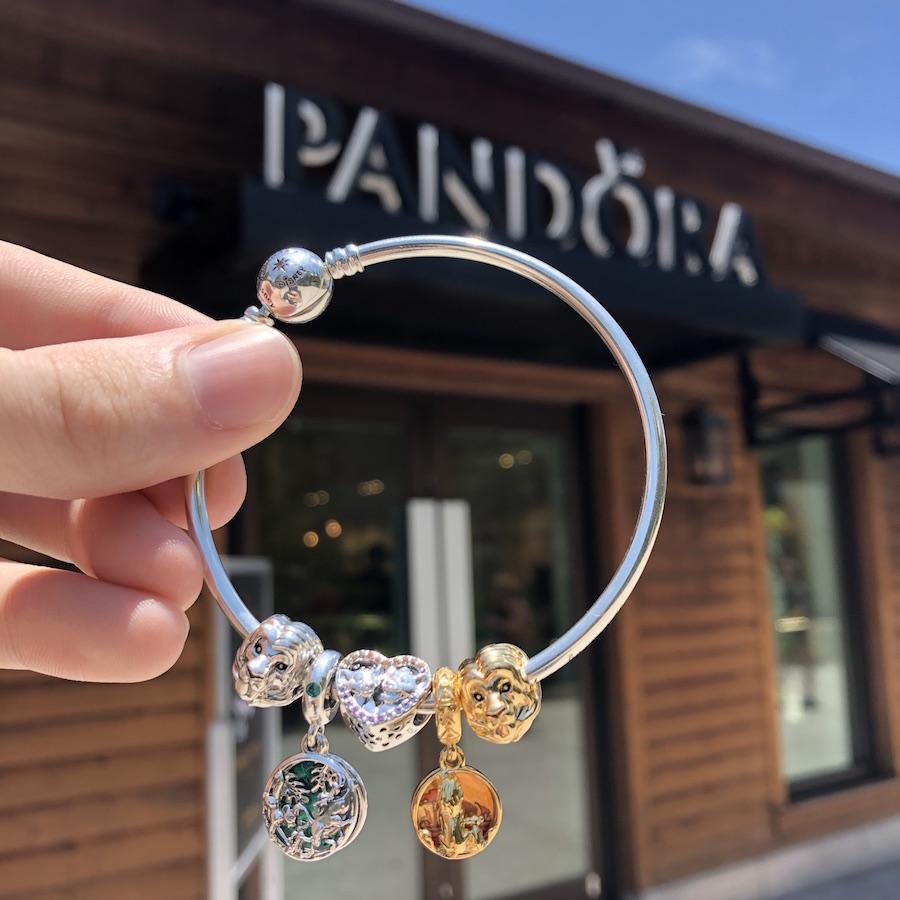 pandora star wars collection