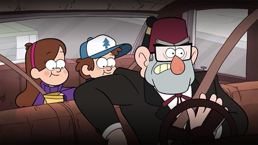 Disney Plus Censors Gravity Falls The Simpsons