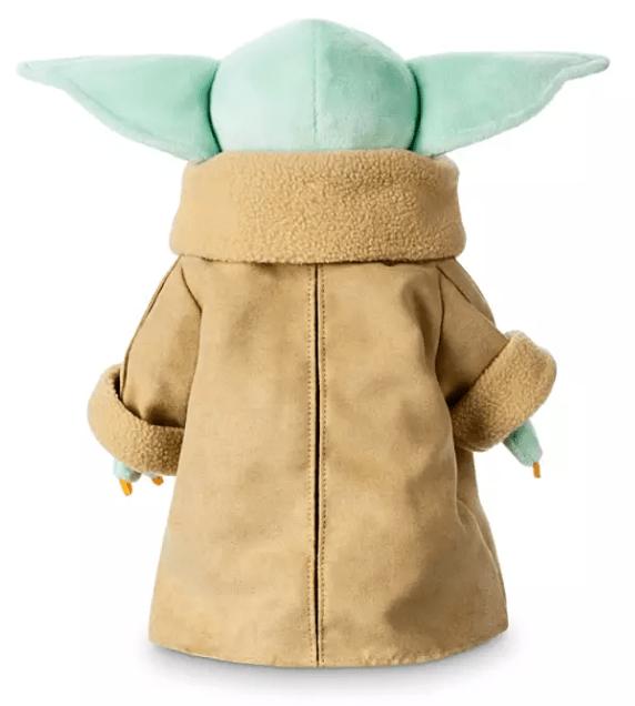 Baby Yoda NEW Disney Store The Child Plush Star Wars The Mandalorian  11/'/'