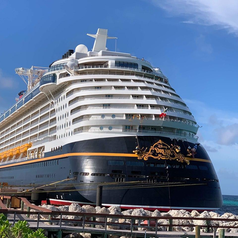 Disney Cruise Line Cancels Sailings Into November 2020