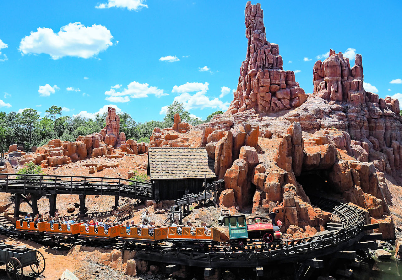 5 out of 5 stars. Big Thunder Mountain At Disney World To Close For Refurbishment