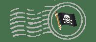 Jolly Roger Pirate Ship Cancún