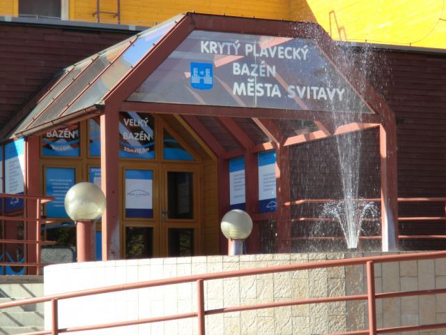 Studie k rekonstrukci krytého bazénu ve Svitavách bude brzy k dispozici
