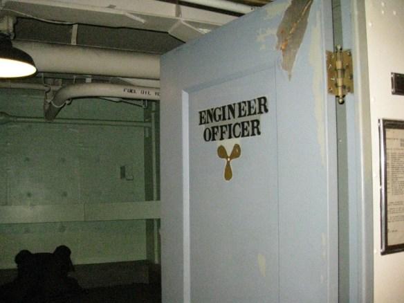 engineer officer
