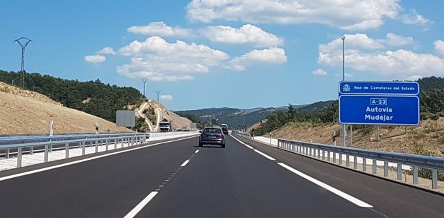 ▷ Realizados simulacros en los túneles de Monrepós previos a la puesta en  marcha de 12 nuevos kilómetros | Noticias Actualidad