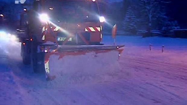 Der ergiebige Schneefall sorgt auf den Straßen in und um Pirna für erhebliche Behinderungen Für […]