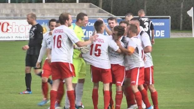 Ein historischer Sieg für den 1. FC Pirna! Gleich im ersten Stadtduell nach der Vereinsgründung […]