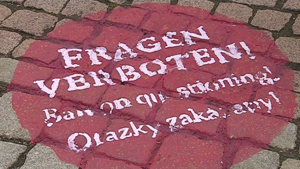 """Fragen verboten! Annäherung an Richard Wagners """"Lohengrin"""", so lautet der Titel des 1. Skulpturensommers in […]"""