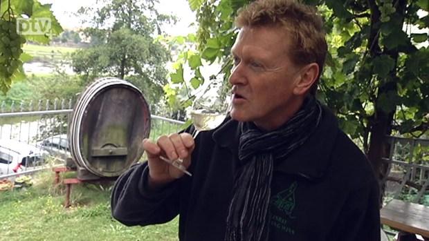 """Seit zwei Jahren bewirtschaftet Wolfgang Winn den Weinberg """"Schlossblick"""" in Pirna. Er ist Winzer aus […]"""