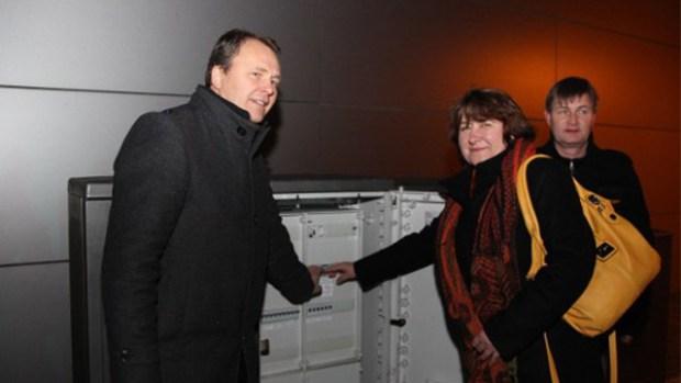 Die neue Stadtteilmanagerin von Pirna-Copitz heißt Heidrun Cernik. Zusammen mit Bürgermeister Christian Flörke schaltete sie, […]
