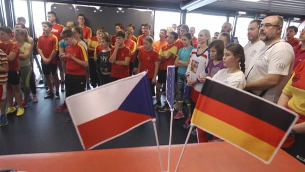 18 Mannschaften aus Tschechien und Deutschland rudern um die besten Zeiten. Bei der Ergometer-Mannschaftsmeisterschaft im […]