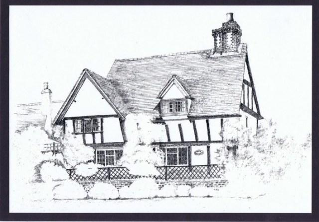 Howard Etherington's sketch