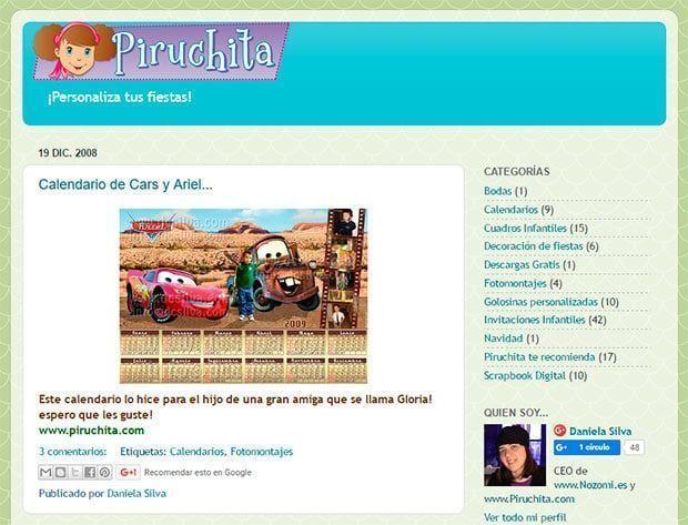 Blogspot de piruchita