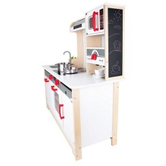 Hape Kitchen Ikea Island With Seating All In 1 E3145 Pirum
