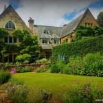 dom Coton Manor Angielski ogród
