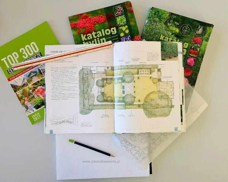 planowanie zmian w ogrodzie