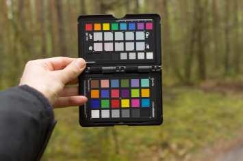 X Rite ColorChecker Passport