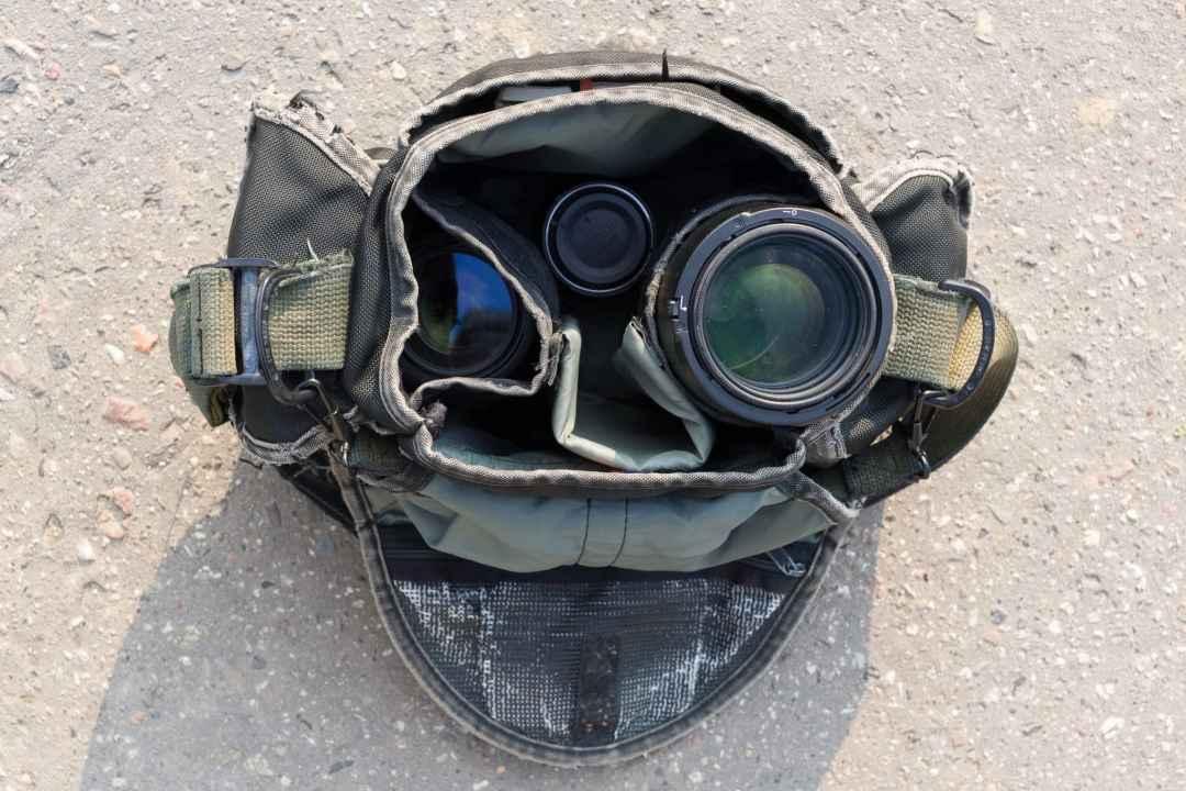 Domke F-3x Ballistic super compact ballistic series shoulder bag