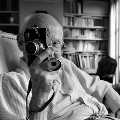 the Henri Cartier-Bresson Foundation