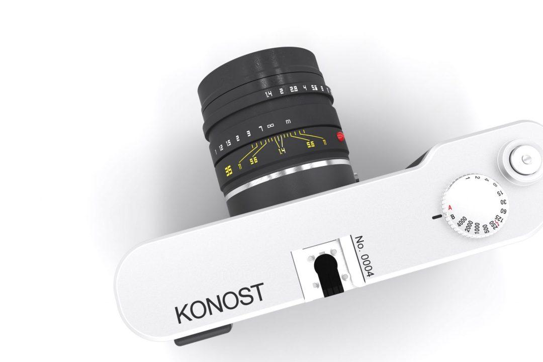 konost digital rangefinder