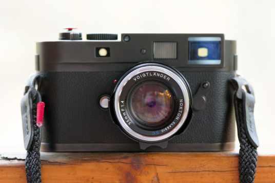 Sc Voigtlander 35mm f/1,4 Nokton Classic
