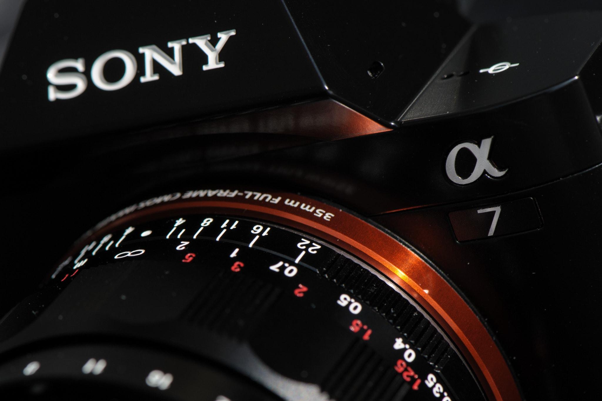 Aparat fotograficzny Sony a7