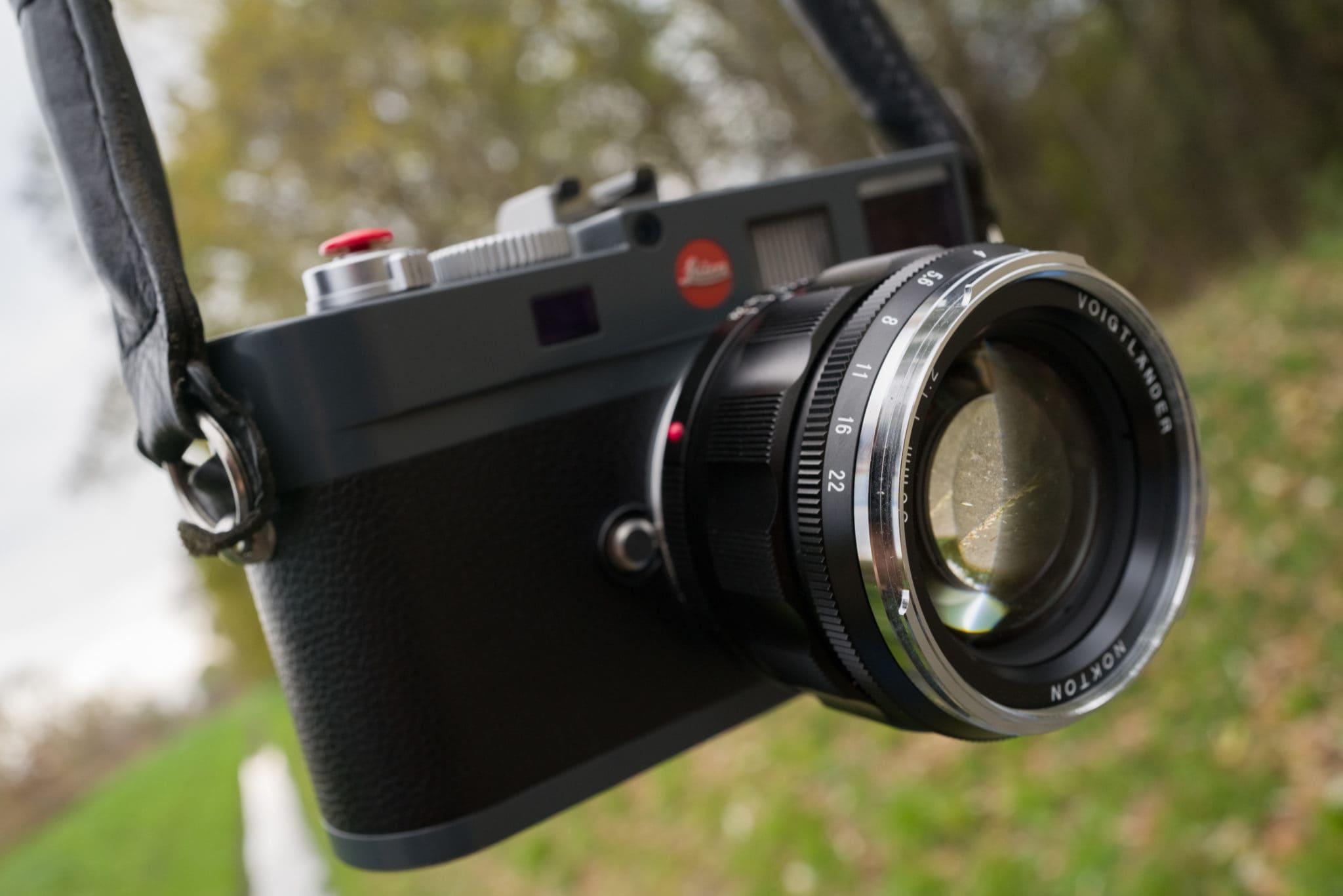 Voigtlander Nokton 1.2/50mm