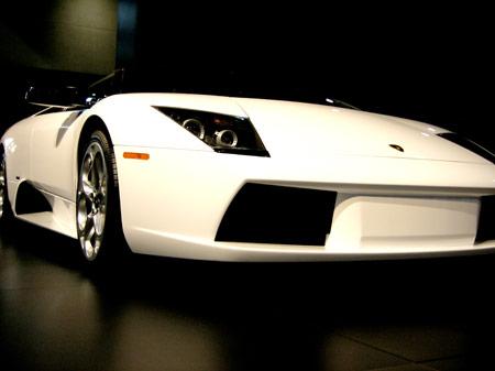 Lamborghini (drool)