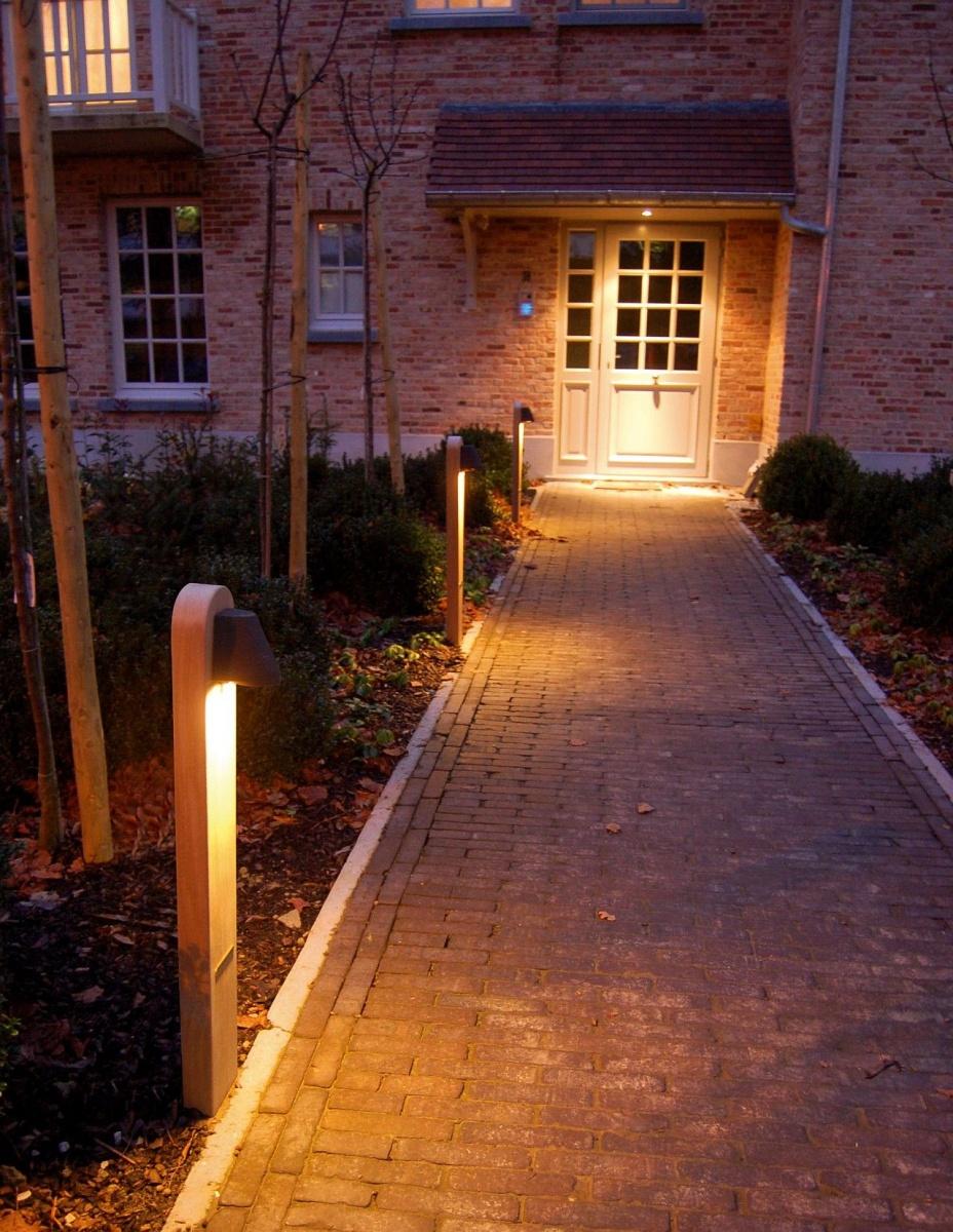 Verlichting oprit  pad  Groothandel Mechelen