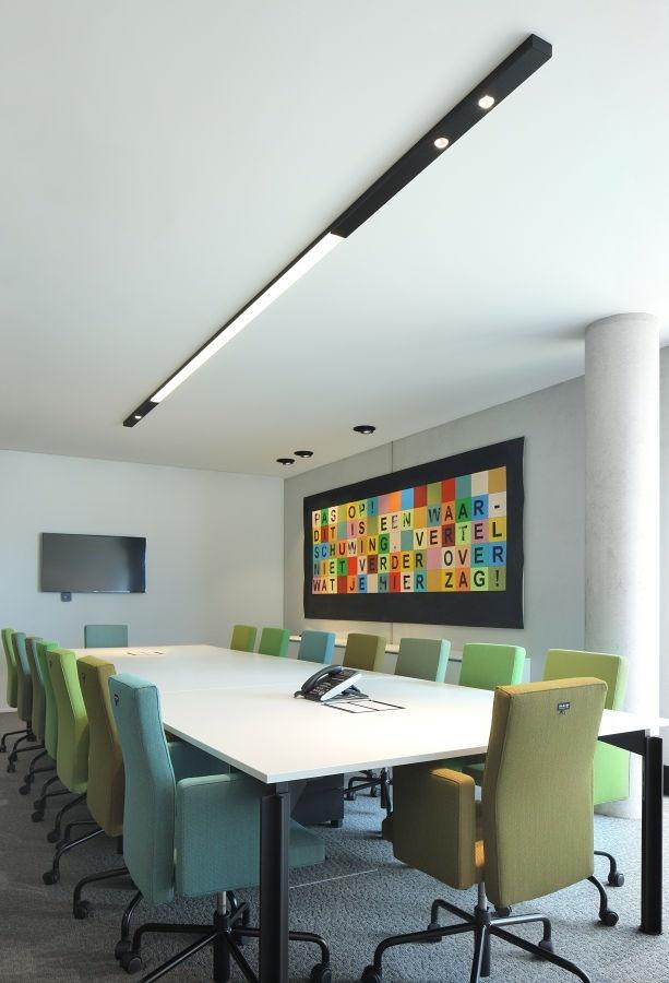 Verlichting kantoor  Winkel kantoorverlichting Mechelen
