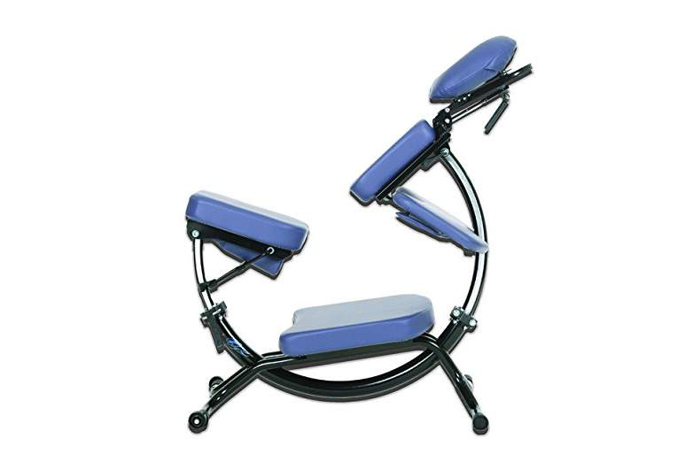 chair massage accessories rattan hanging dolphin ii portable pisces productions color