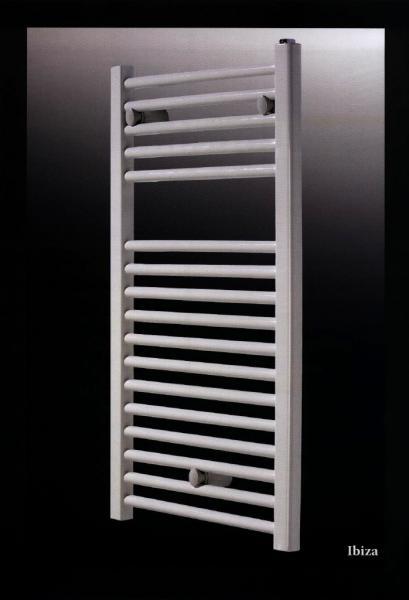 Radiador toallero modelo Ibiza blanco 50118H  AIRE