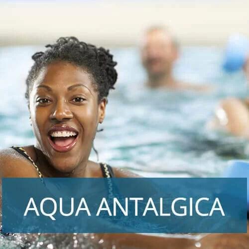 Aqua Antalgica Piscina Fossano Fitness Cuneo Nuoto