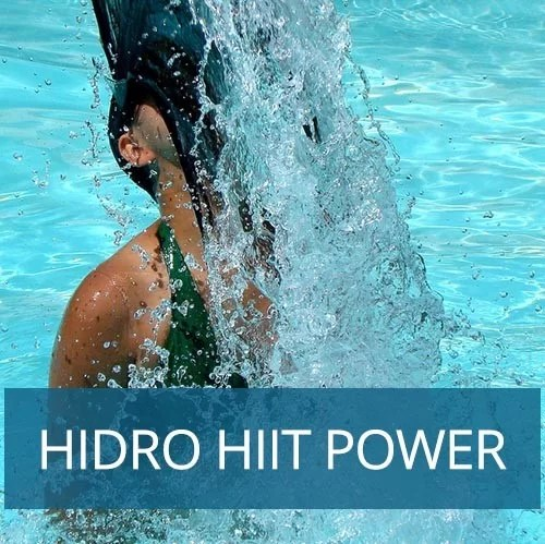HIIT POWER Piscina Fossano Fitness Cuneo Nuoto