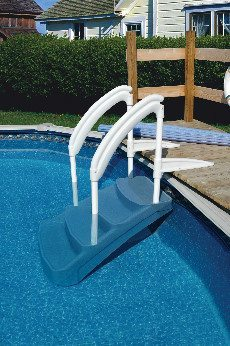 Escalera amovible Tokio para piscinas  Piscinas Athena