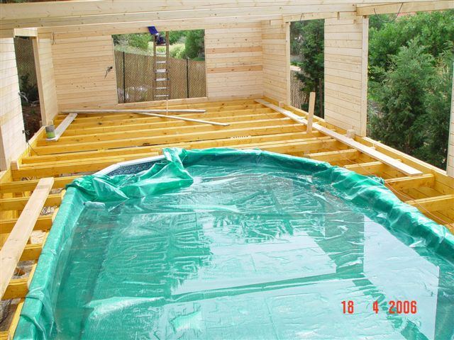 Fabricant Maison Piscine Bois Espagne