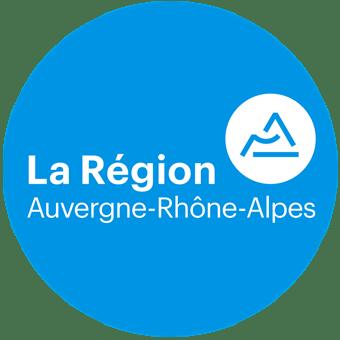Logo Région Auvergne - Rhone-Alpes