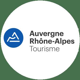 Logo Comité Tourisme Auvergne - Rhone-Alpes