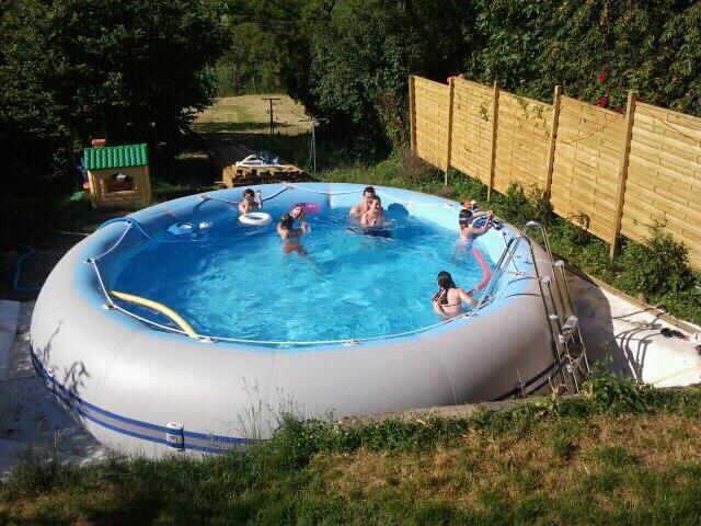 Winky 6 dcouvrez la piscine hors sol Zodiac Originale Winky