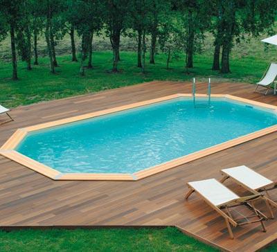Kit piscine  Zodiac Azteck la piscine enterre ovale de qualit Zodiac