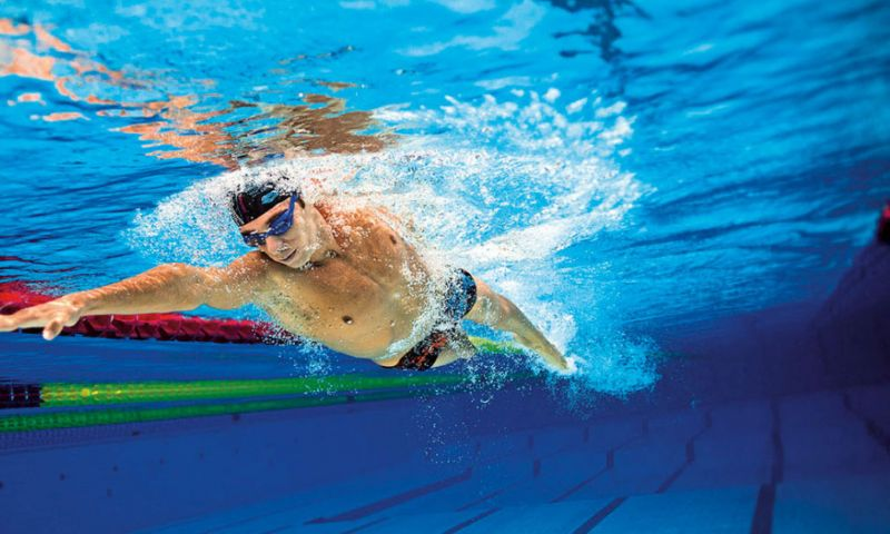 Corso di nuoto Pinnato  Piscine di Darfo Boario Terme