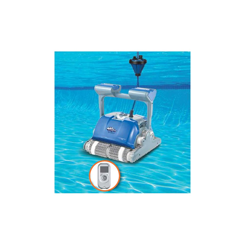 robot Dolphin Supreme M5 Liberty pulitore per piscine a batteria
