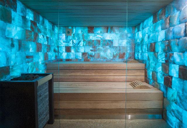 Fabrication de sauna en grotte de sel en HautsdeFrance