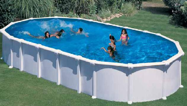 Migliori piscine gonfiabili e piscine fuori terra da for Salottini da esterno offerte