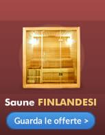Saune finlandesi da giardino Garden  Piscine Italia