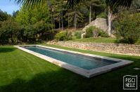 Piscine forme bassin de nage traditionnel | Piscinelle